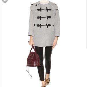 Burberry anbridge wool cashmere Toggle Coat